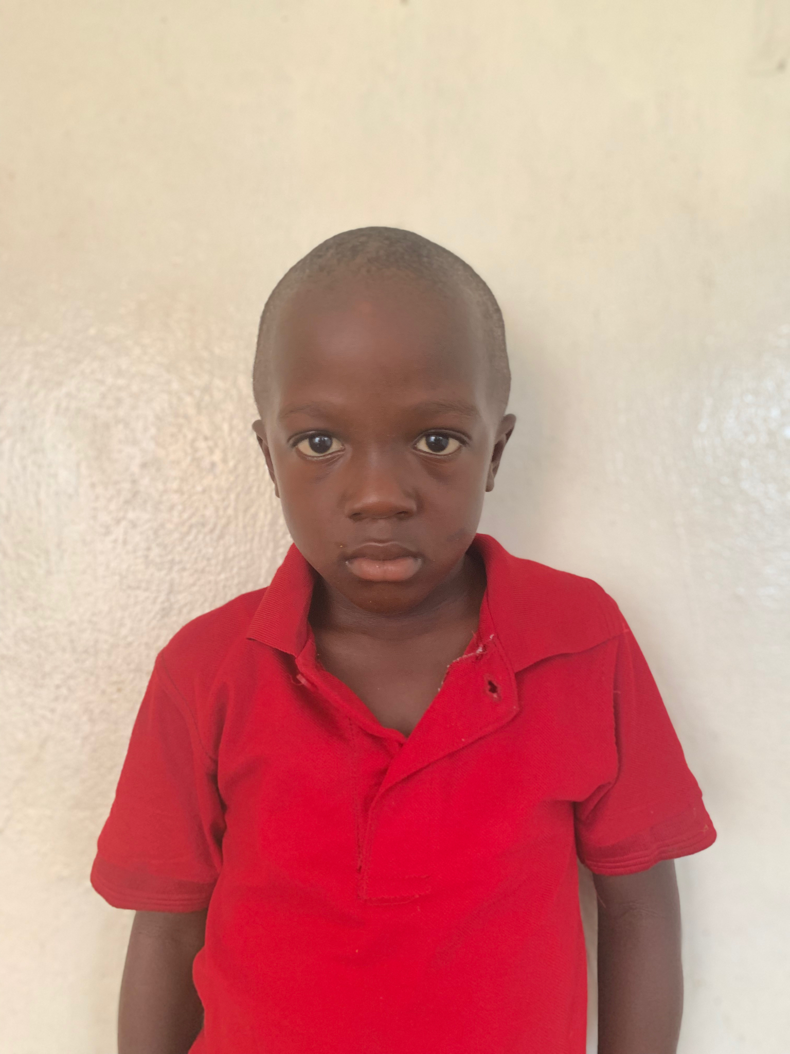 Hello, my name is Leelai Jones. - Leelai is a 4-year-old boy.Leelai lives with his his parents, four brothers, and two sisters; and loves cats, football, and the color red.
