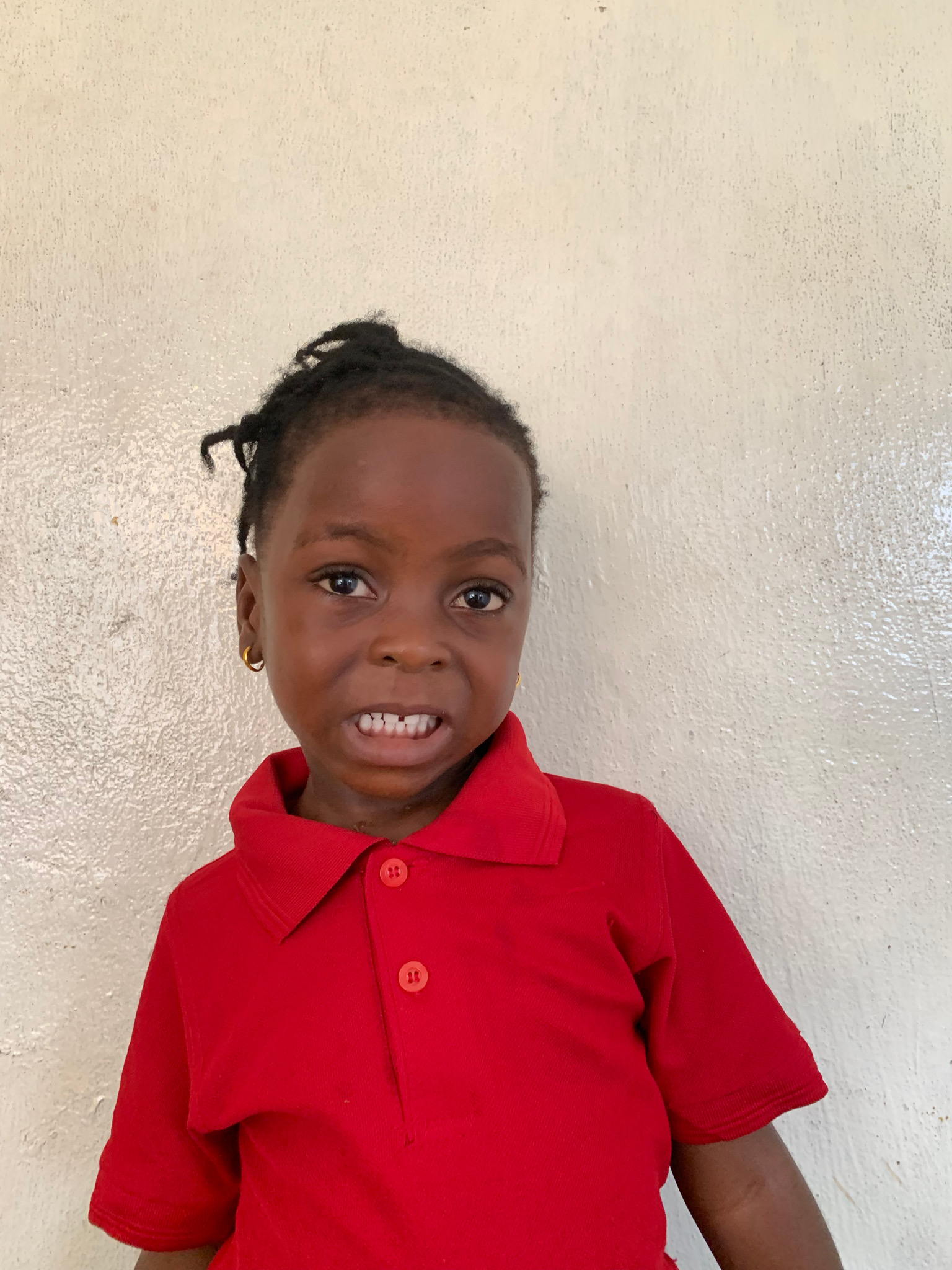 Hello, my name is Airianna Kaydor. - Airianna is a 4-year-old girl.Airianna lives with her parents, sister, and brother; and loves monkeys, kickball, and the color red.