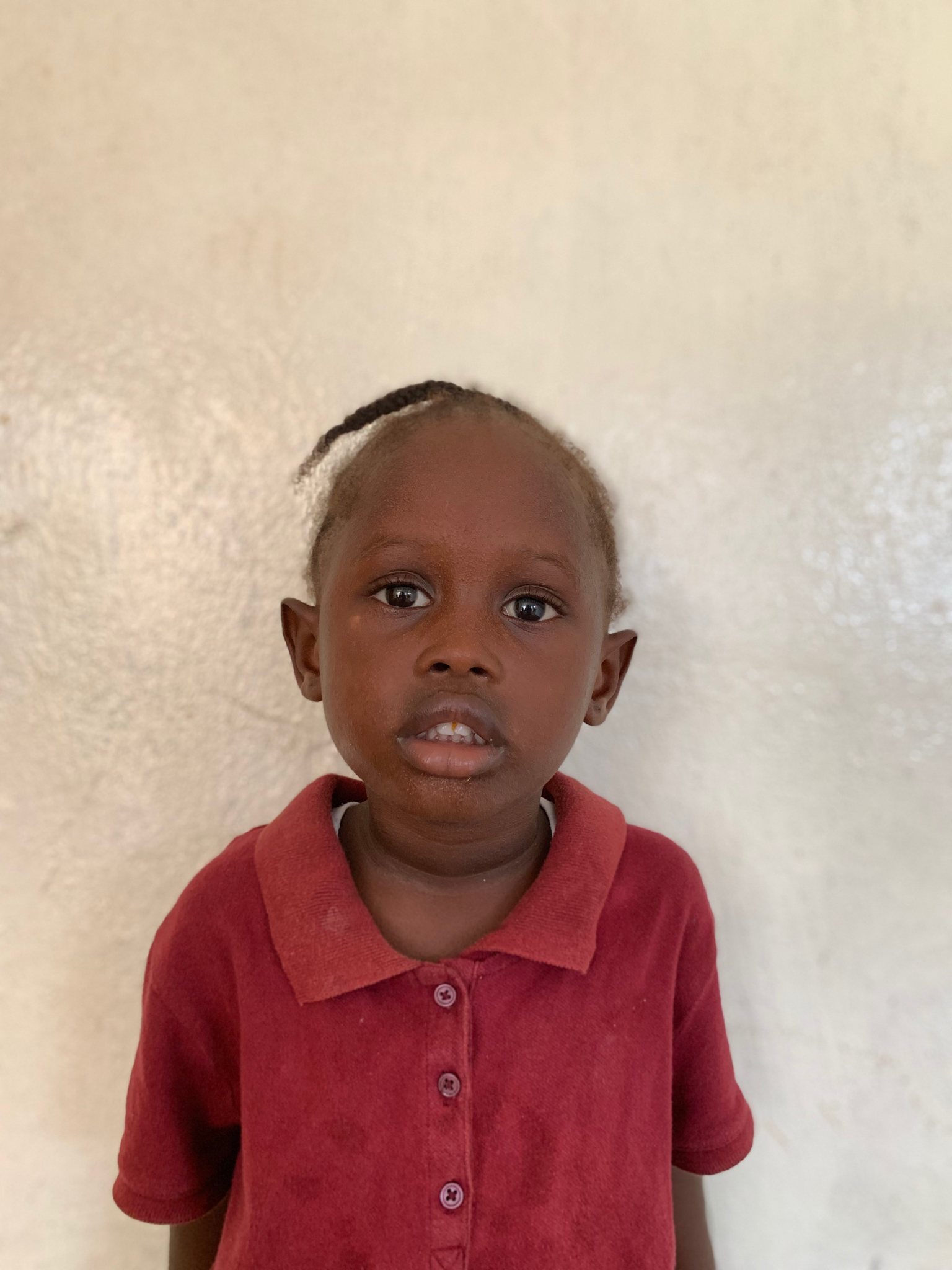 Hello, my name is Christina Masaquoi. - Christina is a 3-year-old girl.Christina lives with her parents, two brothers and a sister; and loves cats, drawing, and the color red.