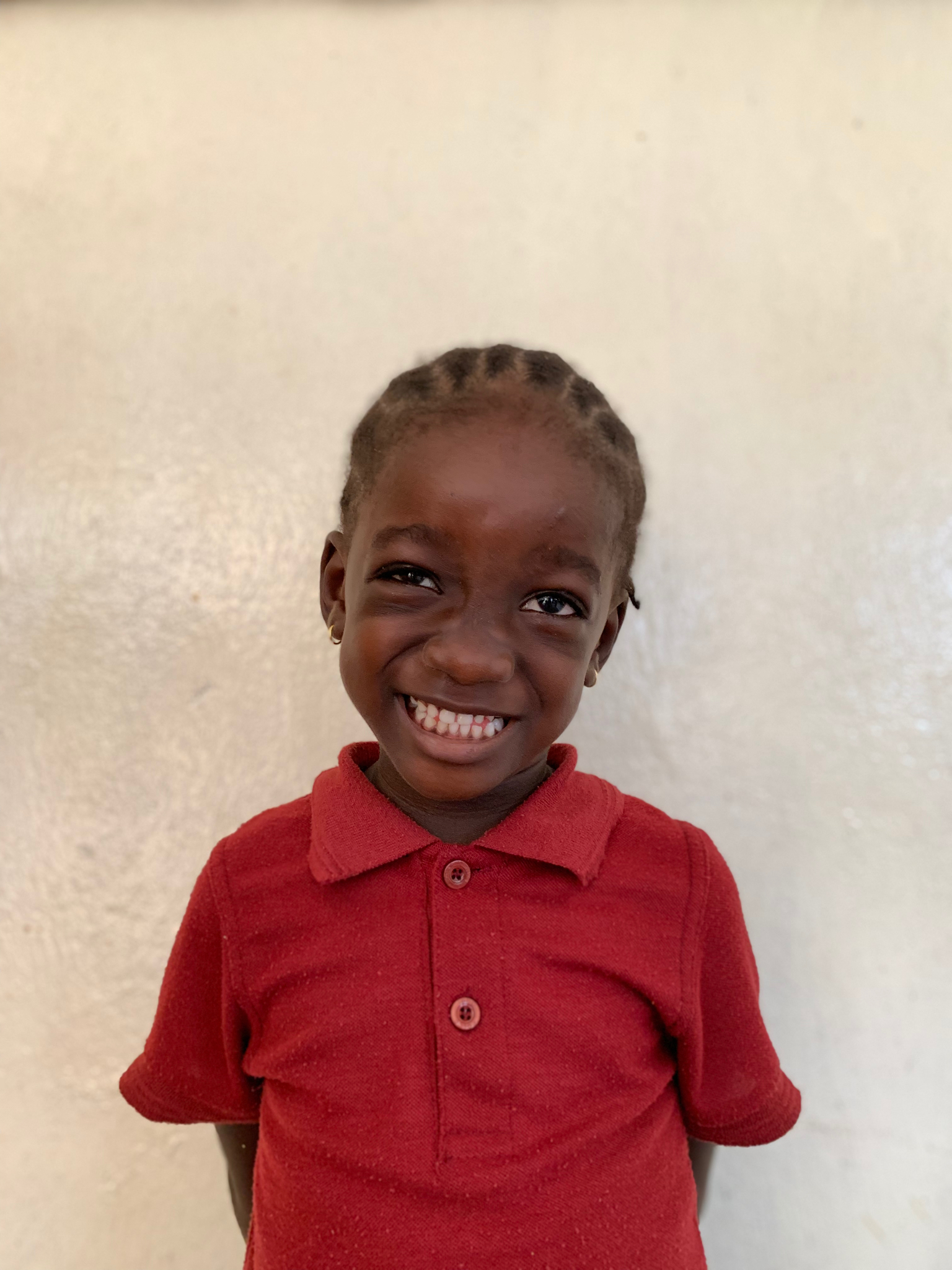 Hello, my name is Blessing Summer. - Blessing is a 4-year-old girl.Blessing lives with her grandmother; and loves dear, playing soccer, and colors in a rainbow.