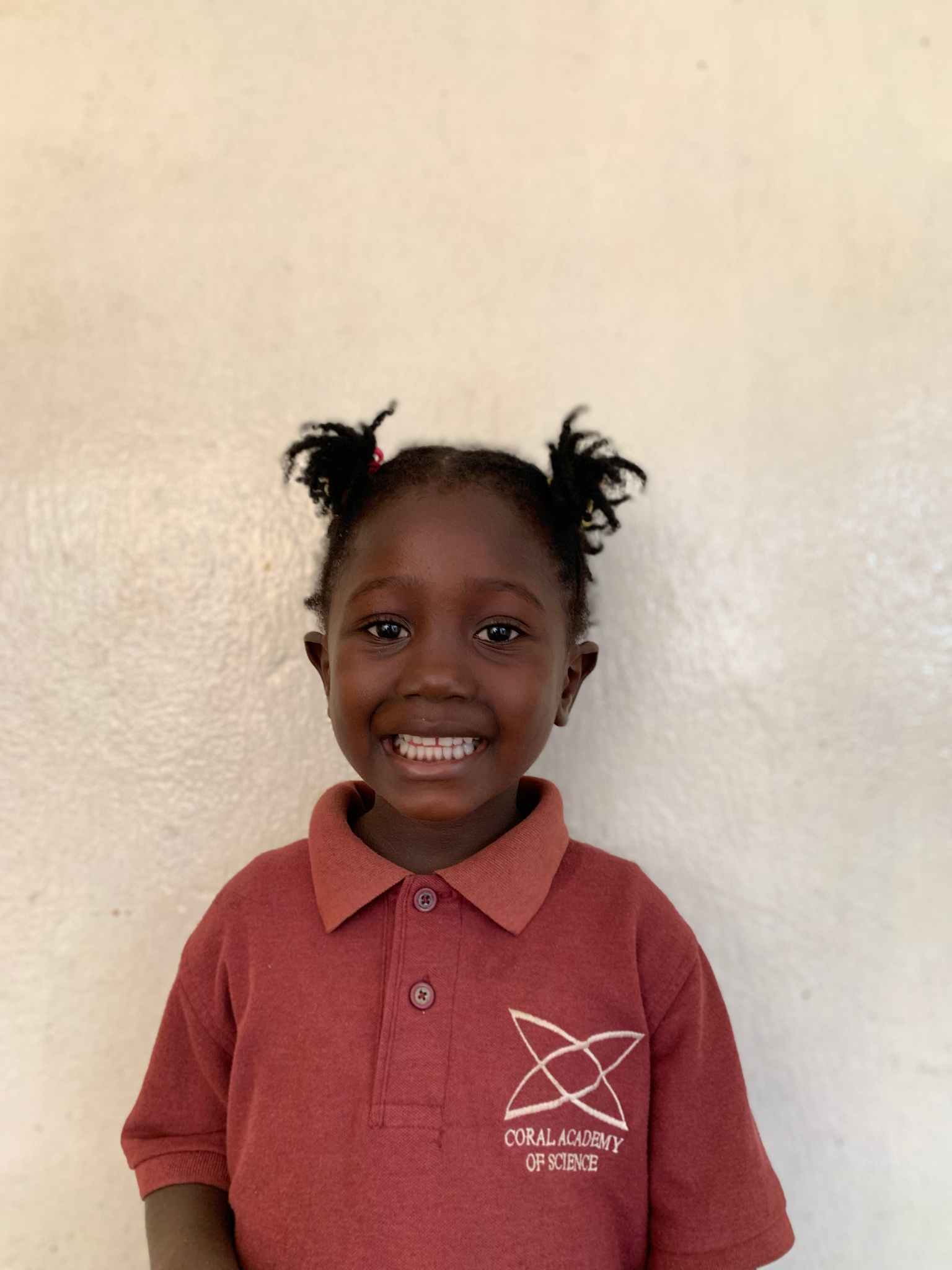 Hello, my name is Cynthia Togba. - Cynthia is a 3-year-old girl.Cynthia lives with her parents and her brother; and loves deer, playing kickball, and the color pink.