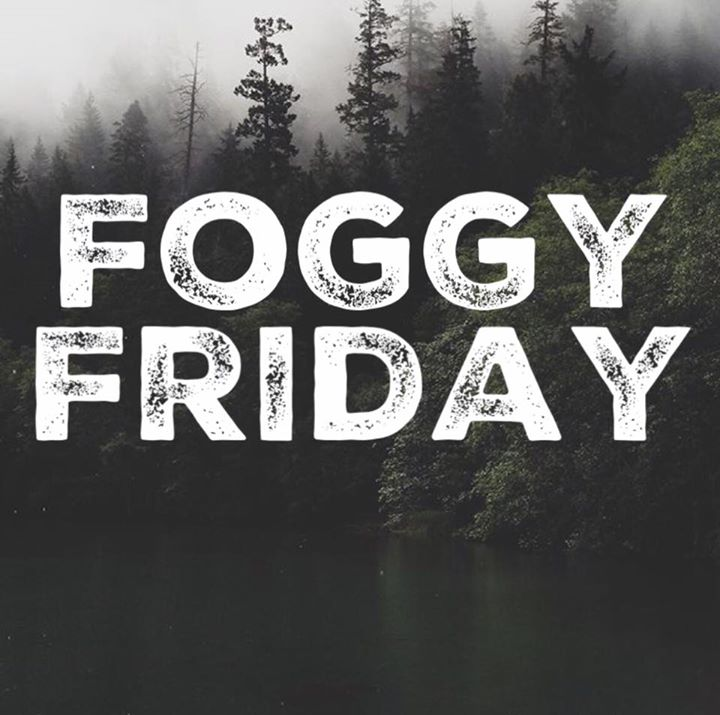 Foggy Friday - 15% off all individual cartridges Buy 2 or more for $50 each