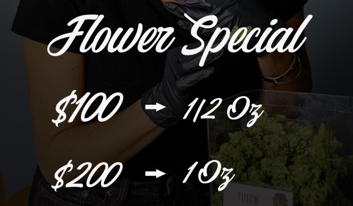 * ON SELECT STRAINS WHILE SUPPLIES LAST*
