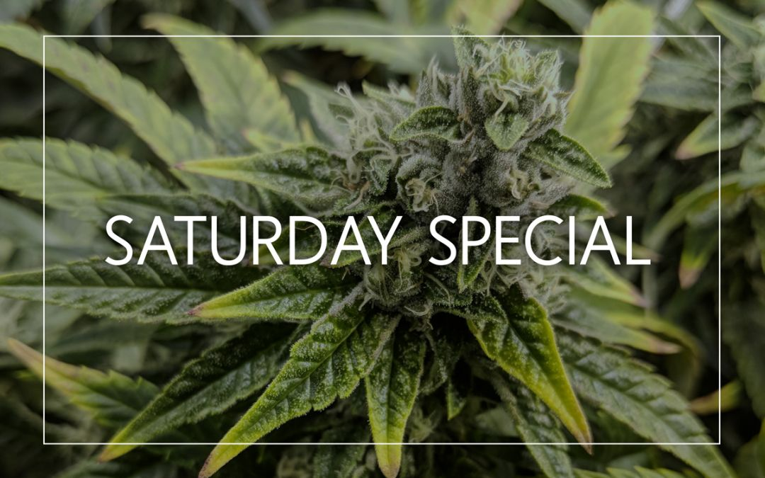 Select Saturday - $250 ounce of any Platinum strain