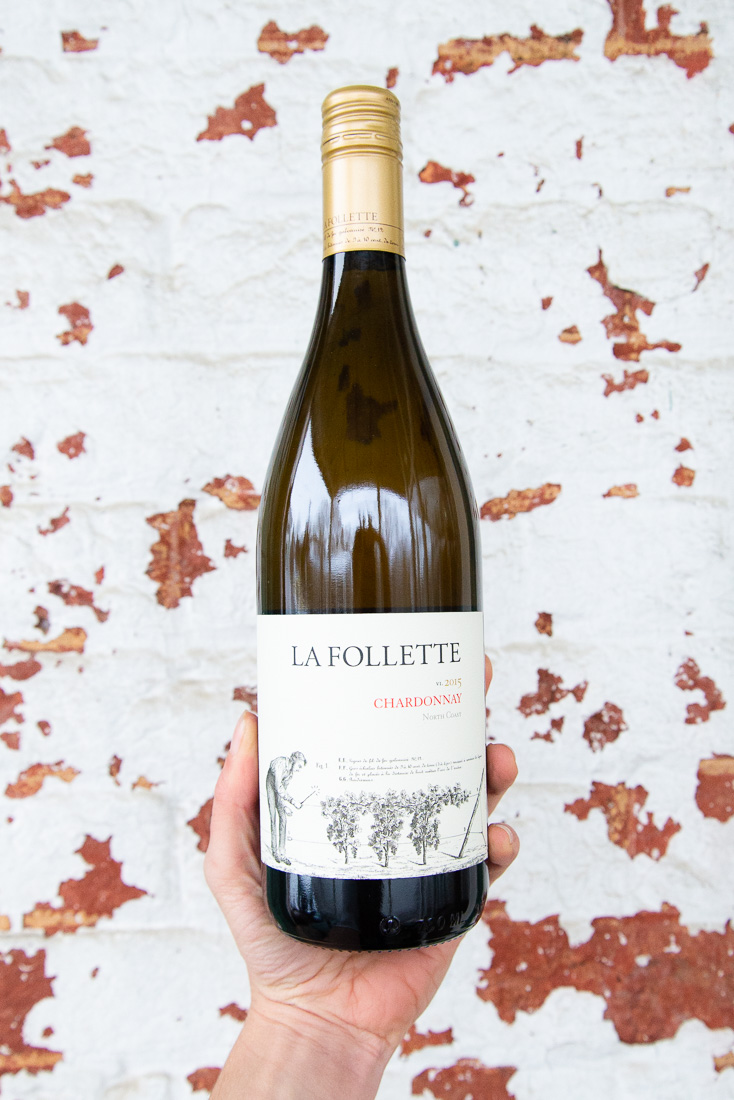 La Follette Chardonnay North Coast 2015 - Retail: $24.95 | Sale: $22.45La Follette is a boutique Sonoma County winery intensely focused on crafting wines that offer benchmark expression of vineyard site and appellation. The vineyards here share a coastal trait: cool, foggy mornings, mild afternoons, and chilly evenings, characteristics that contribute to bright fruit and crisp acidity in the wine. An inviting bouquet of vanilla bean, biscuit, and lemon zest lead to a creamy entry that bursts into citrus and nectarine flavors mid-palate. The structure of the wine builds to a fine tension between minerality and acidity. Elegant and energetic, this North Coast Chardonnay is a harmonious blend of tank and barrel fermentations.100% Chardonnay 90 points Wine Enthusiast