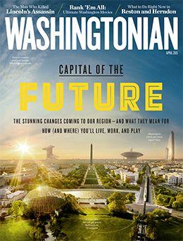 Washingtonian Magazine, 2015