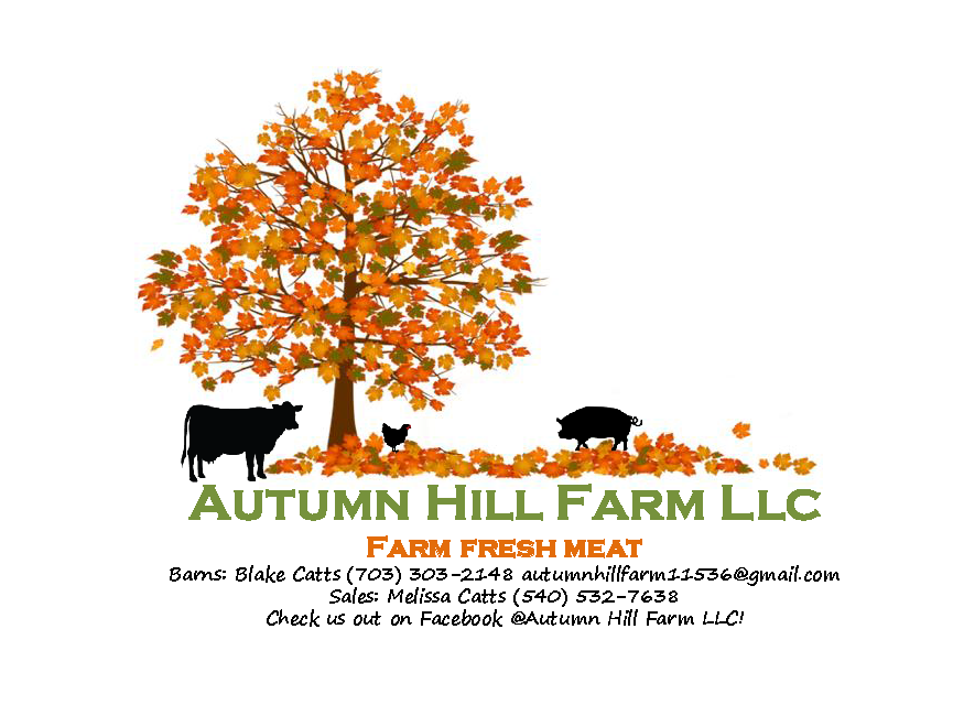 Autumn Hill Farm Pork