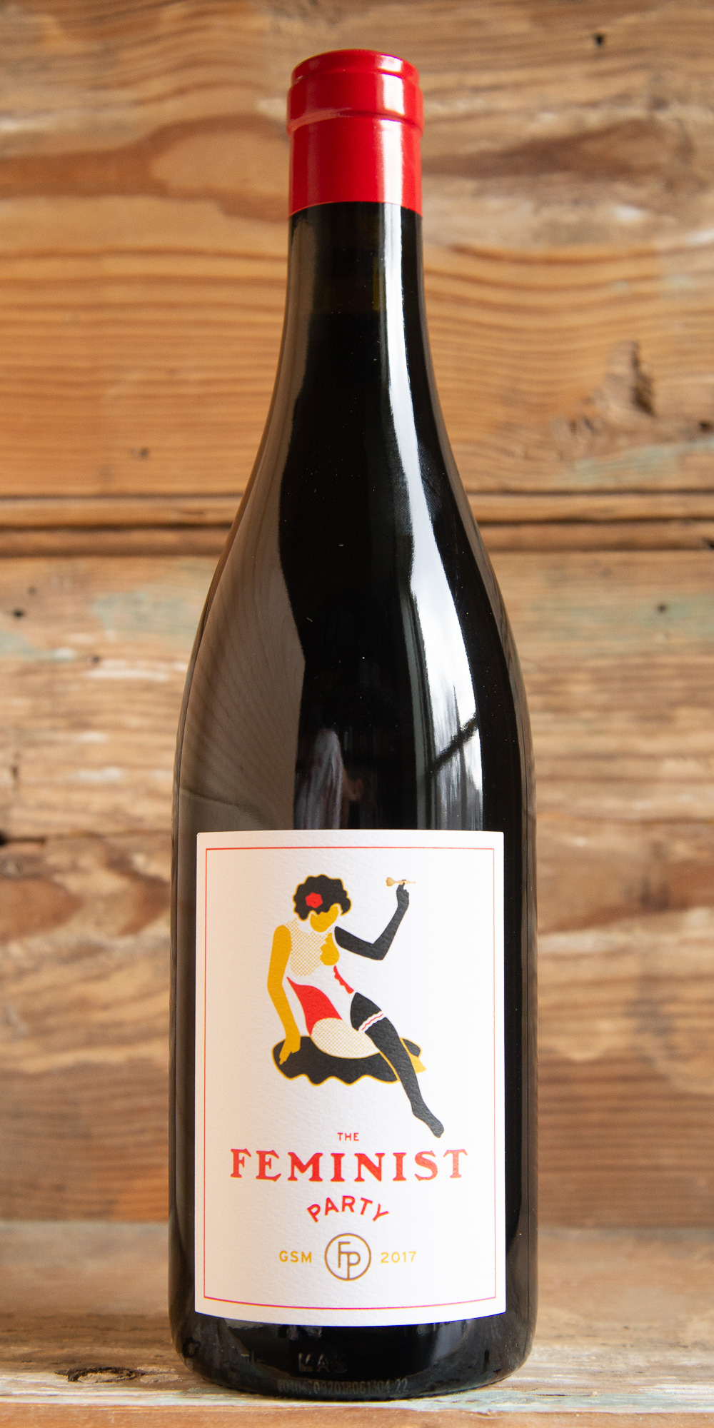 Casa Dumetz The Feminist Party 2016 - Origin: CaliforniaRetail: $34.95 | Sale: $31.45Owner and winemaker Sonja Magdevski created this GSM blend in honor of the fabulous women who have graced her life as well as the wonderful men who have supported her along the way. It is a blend of 4 single vineyards, showcasing Santa Barbara County's premiere and distinct growing regions. With less than 300 cases produced, this traditional Rhône blend is produced in an American style. Very bright, cheery aromas translate to the palate and fill your mouth with fresh fruity flavors. This red blend's soft tannins and beautiful acid finish make it an ideal food wine.40% Grenache | 20% Syrah | 20% Mourvèdre | 20% Graciano