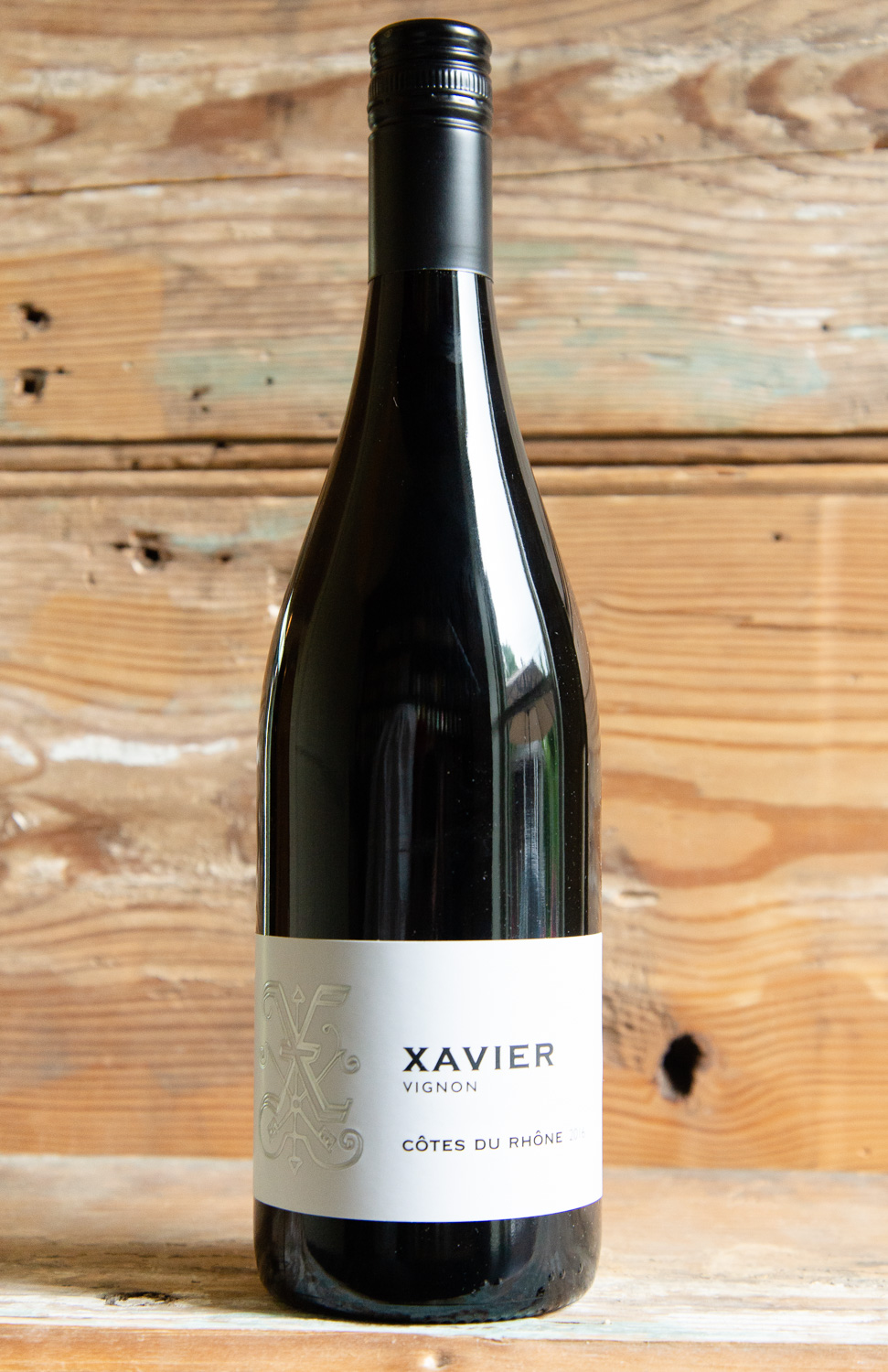 """Xavier Côtes du Rhône 2016 - Origin: FranceRetail: $16.95 