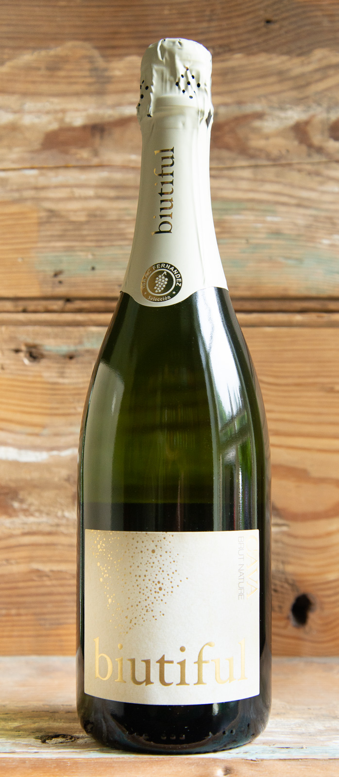Issac Fernandez Biutiful Cava Brut Nature NV - Origin: SpainRetail: $13.95 | Sale: $12.55This elegant and easy drinking Cava is produced from some of this producer's best grapes sourced from the Western portion of Requena, from vineyards with a Northern orientation. It could be labeled as a Reserva due to fact that it spends 15 months on lees, as opposed to the minimum of 9 months. It is a Brut Nature, which is to say that no sugar was added at the end of aging on lees. The nose delivers dry apple and pear aromas, while the palate is fairly full and round, with apple and lime flavors. This brut Cava is easily drinkable, food-friendly, and very affordable. Pair this with dinner or a picnic with friends while sharing prosciutto and cheese. This is the perfect crowd pleasing sparkling, so don't hesitate to grab another bottle while you're at it and celebrate Mother's Day. Cheers, Mom!80 % Macabeo | 20% Chardonnay