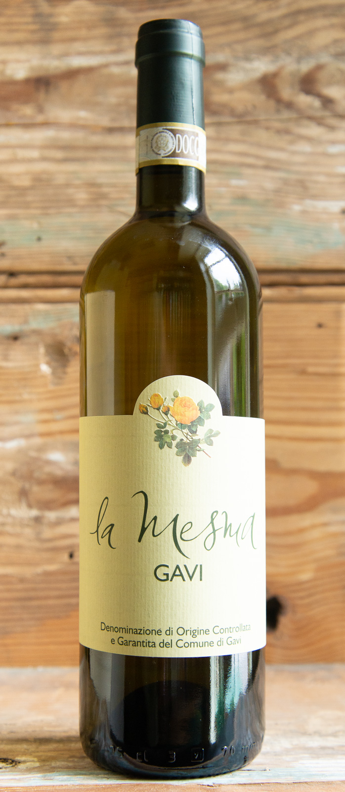 La Mesma Gavi Gialla 2016 - Origin: ItalyRetail: $19.95 | Sale $17.95La Mesma is a family business meticulously run by the three Rosina sisters: Paola, Francesca and Anna. La Mesma Gavi firstly offers us its delightful, straw color, reinforced by the delicate aroma of fresh fruit, tapping on light notes of apricot and citrus. A subtle breath of wild flowers and aromatic herbs rounds out the delicate fragrance. This pleasantly aromatic Gavi, with its decidedly elegant finish, can develop in the bottle for several years. Not only is this wine an excellent choice as an aperitif, it is also the ideal companion for seafood or vegetable starters and main courses, as well as grilled or baked seafood and fish, white meats and poultry.100% Cortese