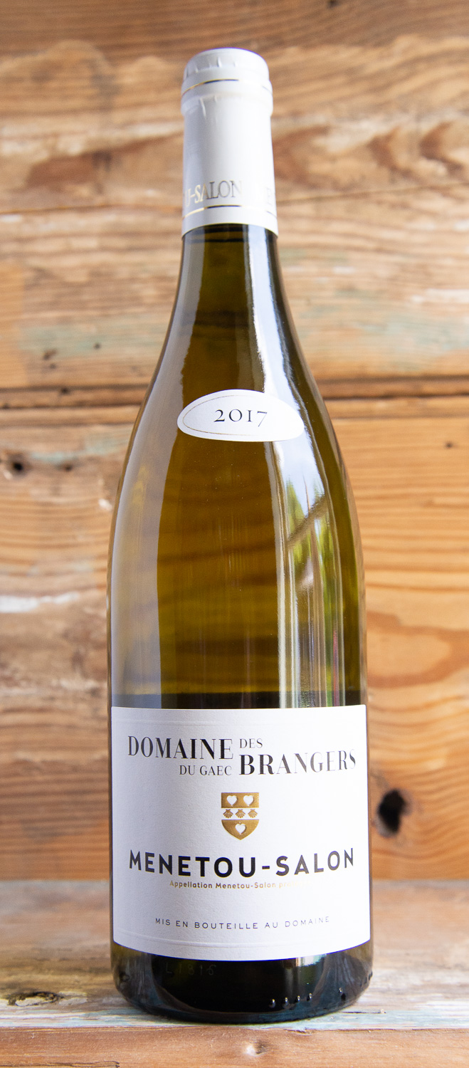 Domaine du Gaec des Brangers Menetou Salon 2017 - Origin: FranceRetail: $21.95 | Sale $19.95Domaine Du Gaec Des Brangers is owned by the Chavet family, which is one of the most reknowned winemaking families of the Menetou-Salon appellation. Lovely honeyed citrus, pear, and a kiss of rocky mineral-like notes all flow to a medium-bodied, beautifully balanced, juicy white that has all kinds of charm and character. It's going to be incredibly versatile on the dinner table and is a high-quality white at an excellent value that is worth seeking out. 100% Sauvignon Blanc | 90 Points Jeb Dunnuck
