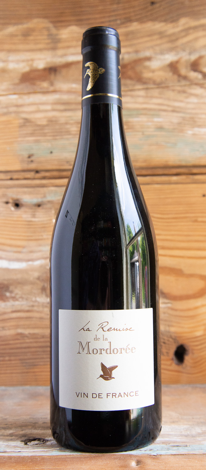 La Remise de la Mordoree Rouge 2017 - Origin: FranceRetail: $23.95 | Sale: $21.55Domaine de la Mordoree is located in the town of Tavel, in the Southern Rhone Valley. In 1986, the brothers Christophe and Fabrice Delorme decided to dedicate themselves to their passion for wine. They started their own estate with the objective to produce the best wines in each appellation while preserving the environment. This sulfite-free vintage has floral aromas with hints blueberry and blackcurrant. Pair with red meats with sauce, grilled meats, charcuterie, and cheeses.40% Marselan |40% Merlot | 20% Grenache | Biodynamic