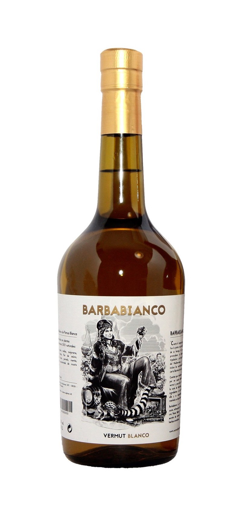 Barbabianco Vermouth - Origin: SpainRetail: $22.95 | Sale: $20.65This White Vermouth was created to enjoying in a more refreshing way, like a wine. Avoiding oxidation and sweetness in excess leaves you with a modern Vermouth that is not only great quality but very pleasant.The nose has astriking character of citrus peel accompanied by a hint of mint and lemon balm. The palate is wonderfully balanced with citrus and a sweet and subtle bitterness on the finish.Xarel-lo