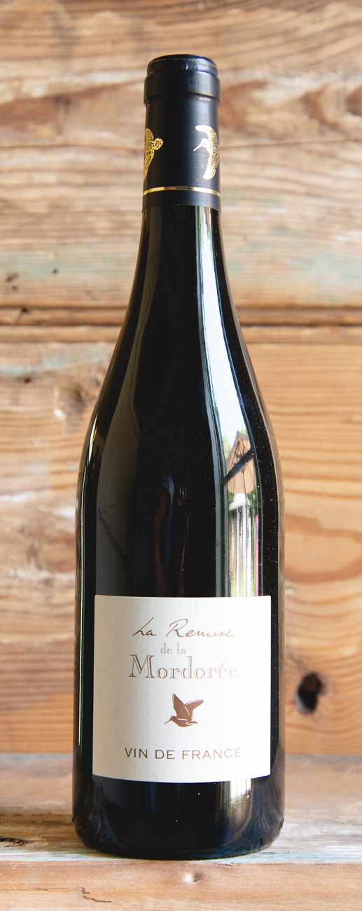 La Remise de la Mordoree Rouge 2017 - Origin: FranceRetail: $23.95 | Sale: $21.55Domaine de la Mordoree is located in the town of Tavel, in the Southern Rhone Valley. In 1986, the brothers Christophe and Fabrice Delorme decided to dedicate themselves to their passion for wine. They started their own estate with the objective to produce the best wines in each appellation while preserving the environment. This sulfite-free vintage has floral aromas with hints blueberry and blackcurrant. Pair with red meats with sauce, grilled meats, charcuterie, and cheeses. 40 Marselan |40 Merlot | 20 GrenacheBiodynamic