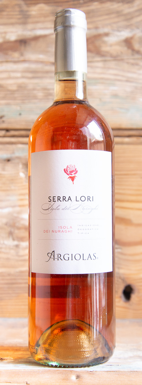Argiolas Serra Lori Rosé 2017 - Origin: ItalyRetail: $17.95 | Sale: $16.15Argiolas is the foremost wine estate on the island of Sardinia producing archetypal wines from native varietals. This rosato is composed of four Sardinian grapes that are ideally suited to rosé styles. Cannonau (Garnacha) and Monica lend strawberry fruitiness, while Carignano and Bovale Sardo bring freshness and aroma. Serra Lori is juicy, vibrant, and full of red-berry flavor, offering refreshment and the perfect accompaniment to the summer table.50 Cannonau | 25 Monica | 20 Carignano | 5 Bovale