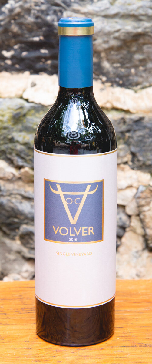 Volver Single Vineyard Tempranillo 2016 - Origin: SpainRetail: $18.95 | Sale: $17.05From a site planted in 1957 and made from 100% Tempranillo, this wine is an exceptional value. A strikingly aromatic nose offers an array of fruit, floral and herbal scents. Sweet cherry-vanilla and cola flavors coat the palate and are enlivened by juicy acidity. Supple tannins gain strength on the finish, which strongly repeats the cola and floral qualities.100% Tempranillo 92 Points James Suckling | 91 Points Jeb Dunnuck