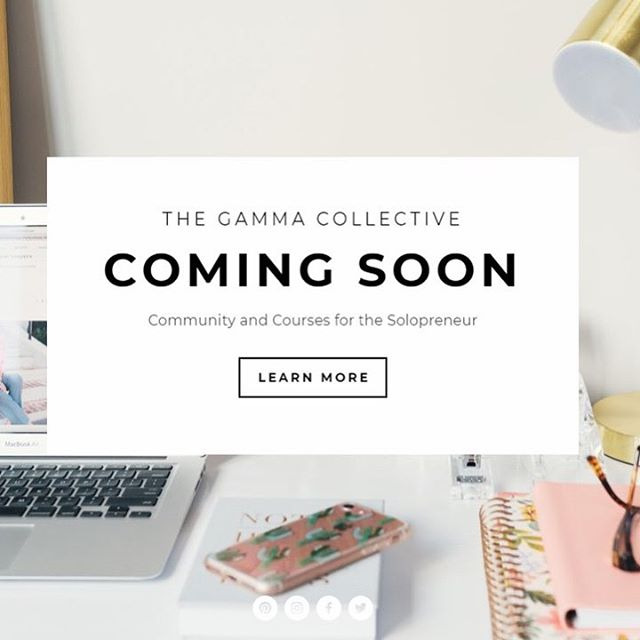 COMING SOON! Click the link in our bio to sign up for more info. #comingsoon