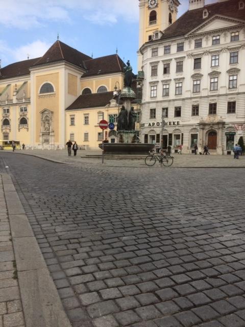 Une rue de Vienne (2010)