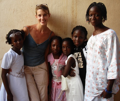 Amélie et ses amies africaines, Yan Flet (2006)
