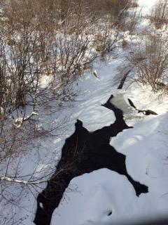Un trou dans la glace, Saint-Damien (2016)