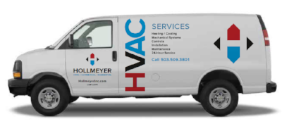 Hollmeyer HVAC Van