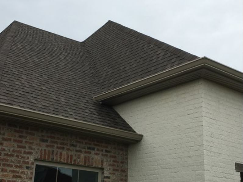 Custom Color Replacement Gutters Lafayette, LA Advanced Seamless