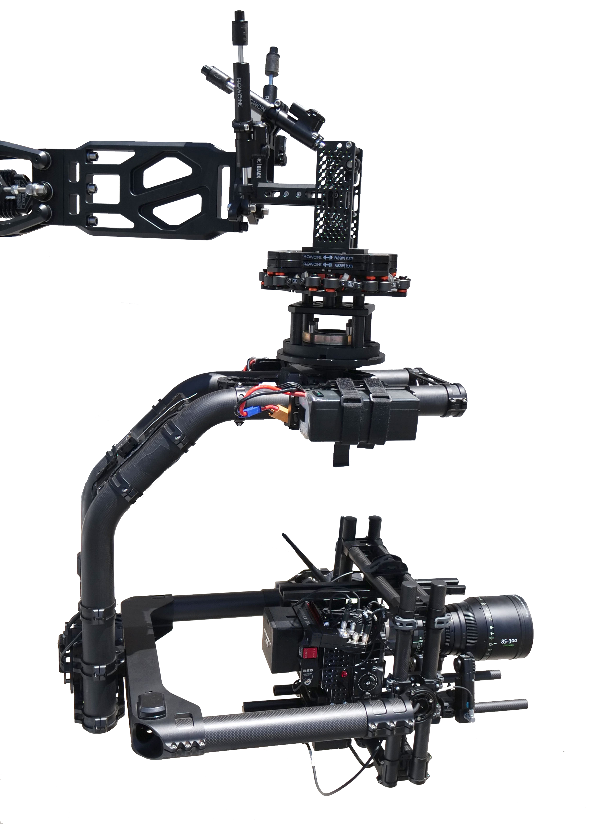 When you need power, torque and stability nothing outperforms the MoVI XL when your budget is on the line. - - eric bergez, industry sherpa