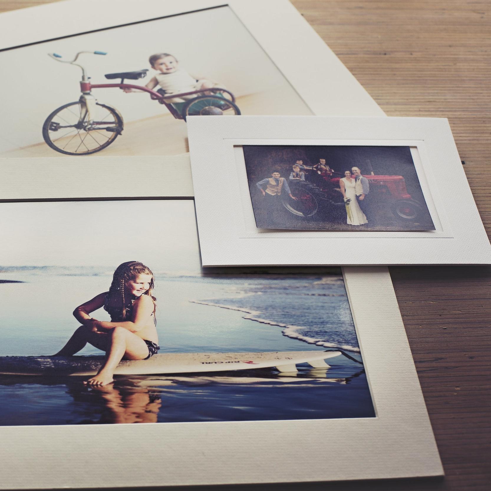 Printing and Framing -