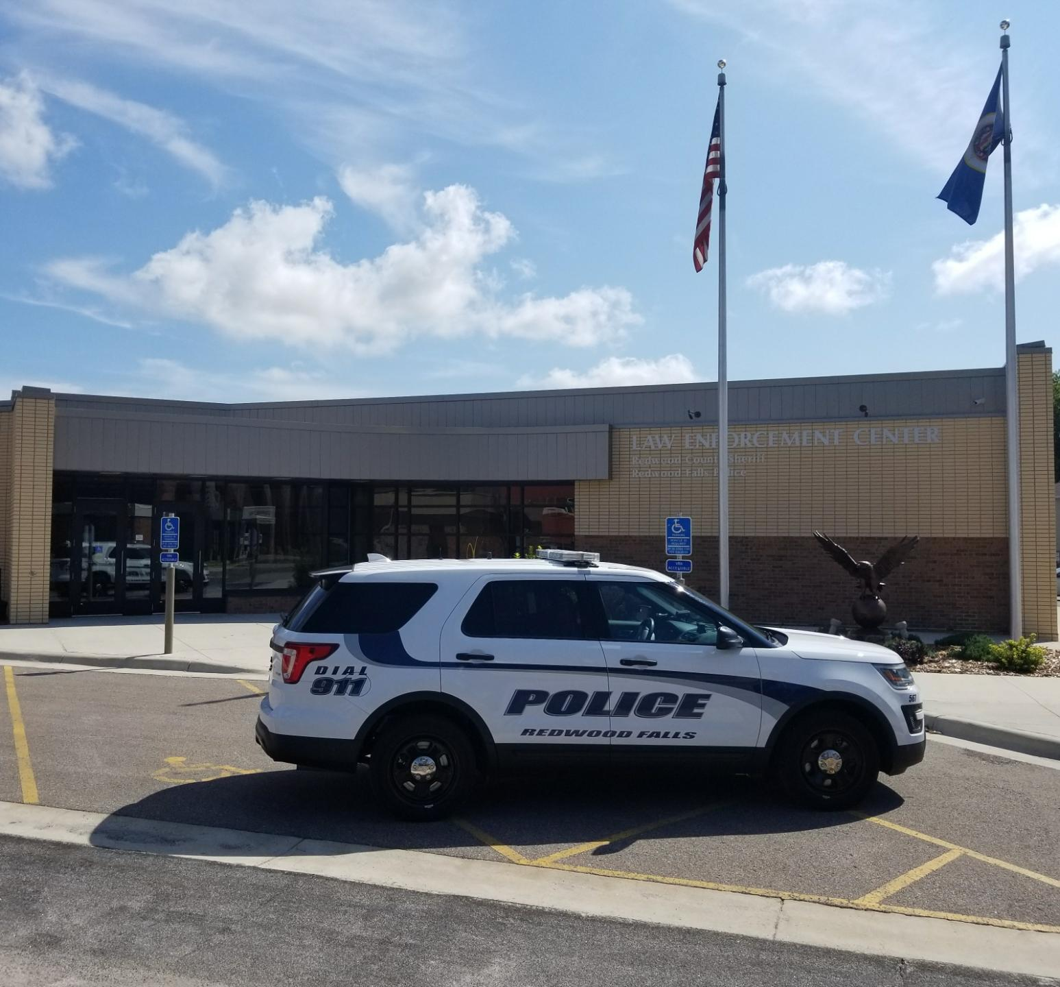 REDWOOD FALLS POLICE DEPARTMENT -