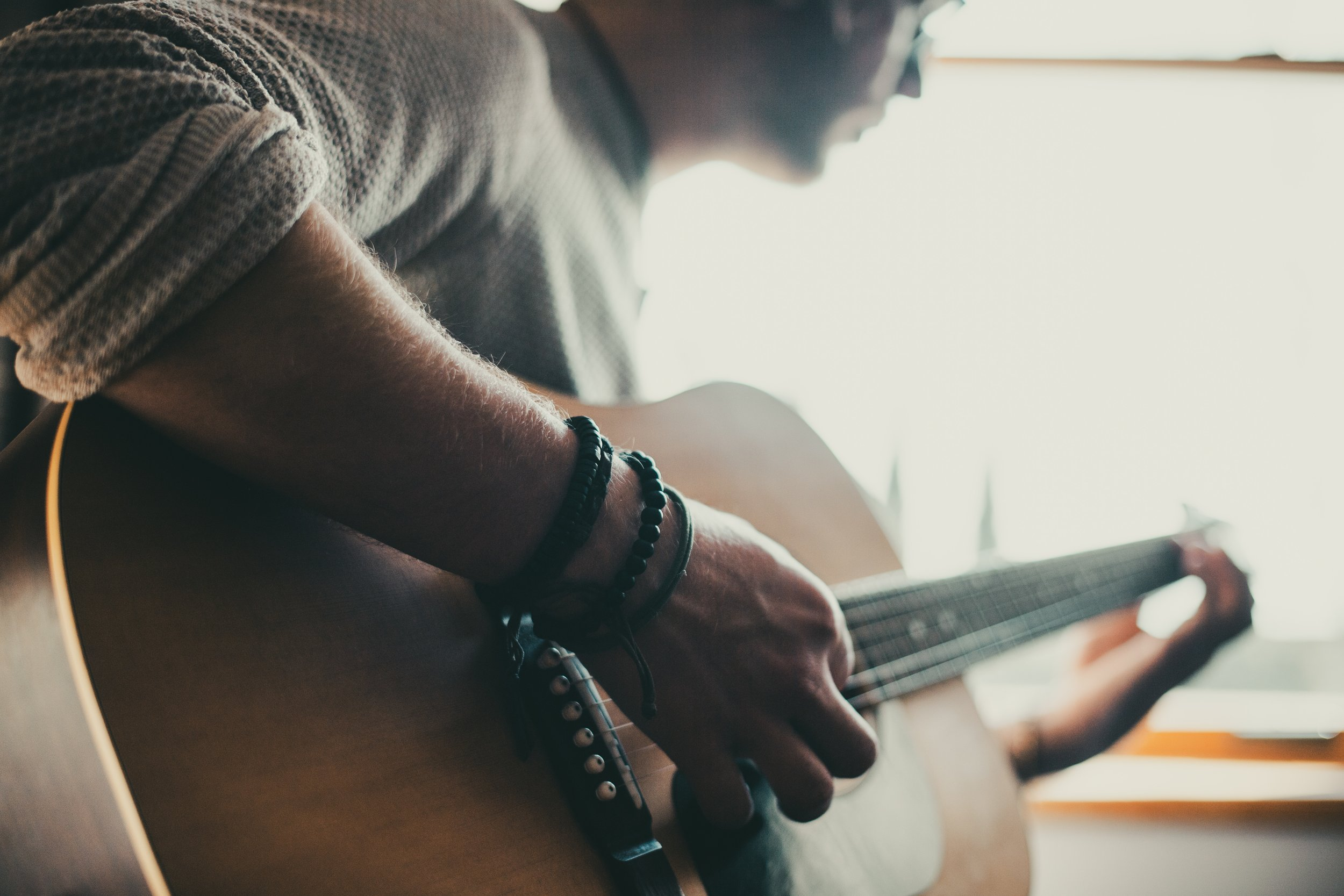 MUSICALLY INCLINED? -