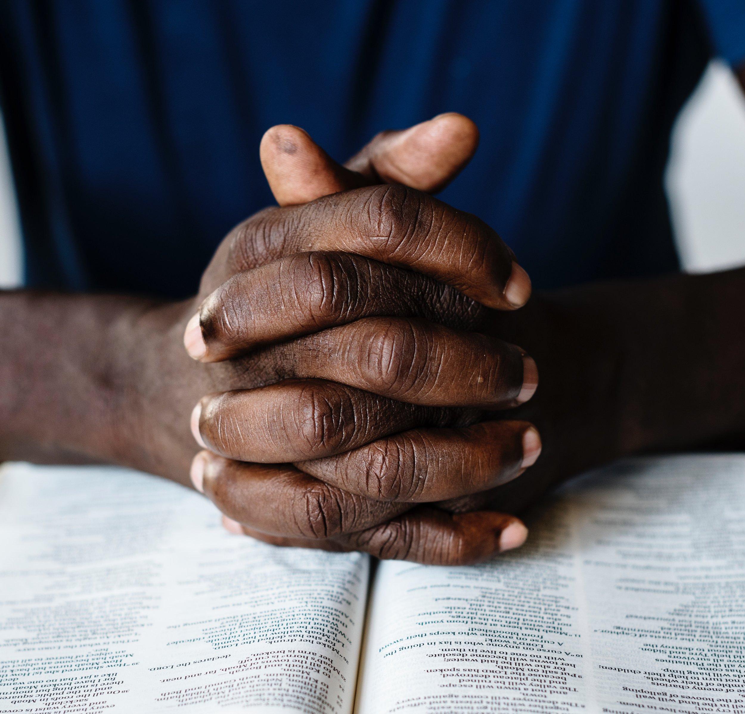 JOIN IN PRAYER -