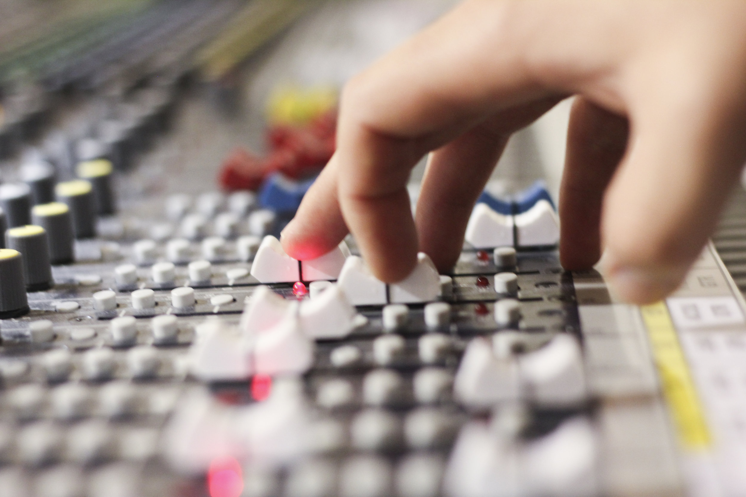 LEND US YOUR SOUND/TECH SKILLS -