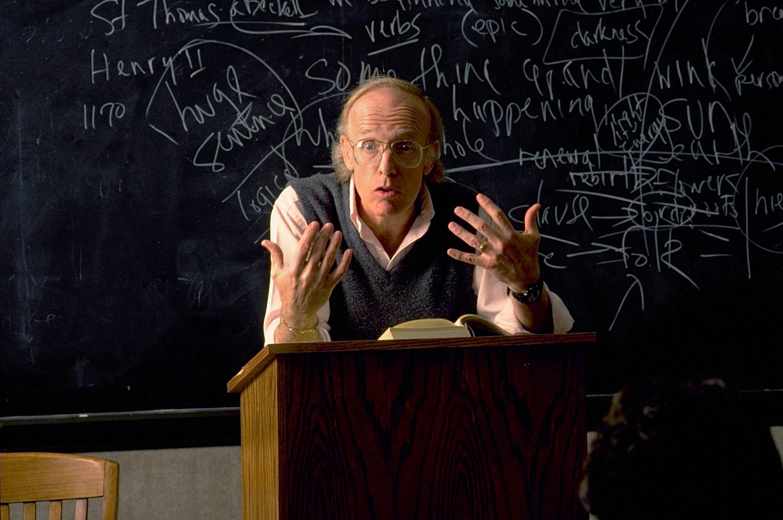 Dennis Huston, English Professor - Rice University, Houston, Texas