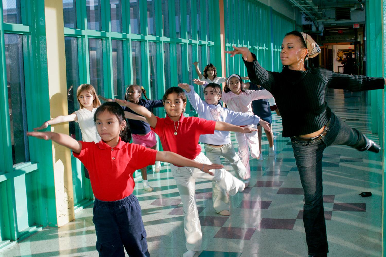 Dance Class, Dallas