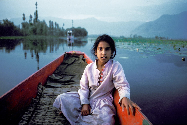 Roobi Kotroo, on Dal Lake - Srinigar, Kashmir