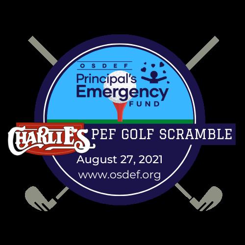 Charlie's PEF Golf Scramble 2021 Logo.png