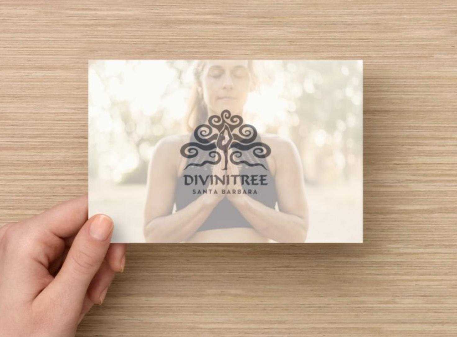 Divinitree Yoga gift card