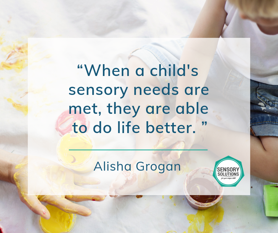Sensory Solutions Online Course