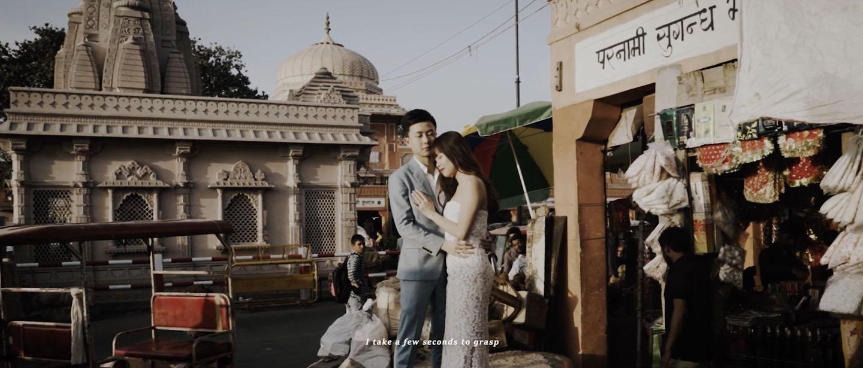 Wei Chen & Meryl -