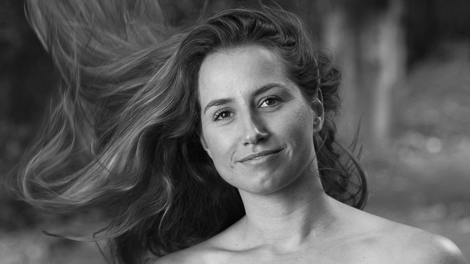 Portretfoto van Jacqueline de Kuijper in 2013. Fotograaf: Kurt Loeffler