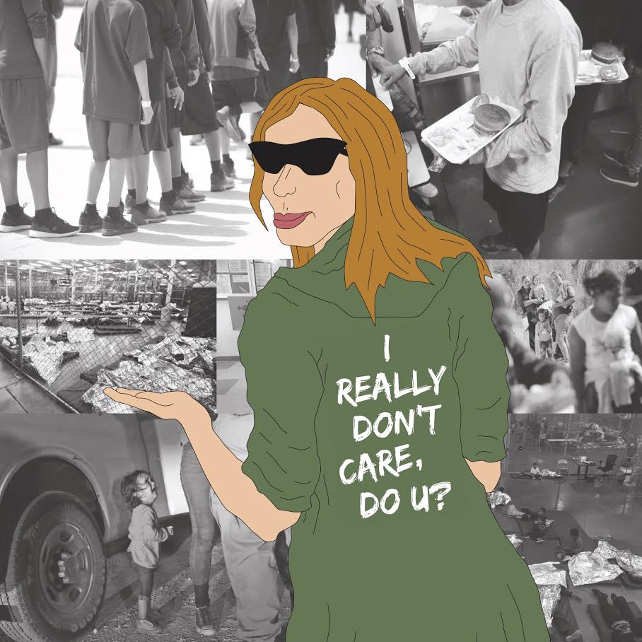 when it matters what a woman wears - It's Time We Hold Melania Trump AccountableBy Katrina Froelich