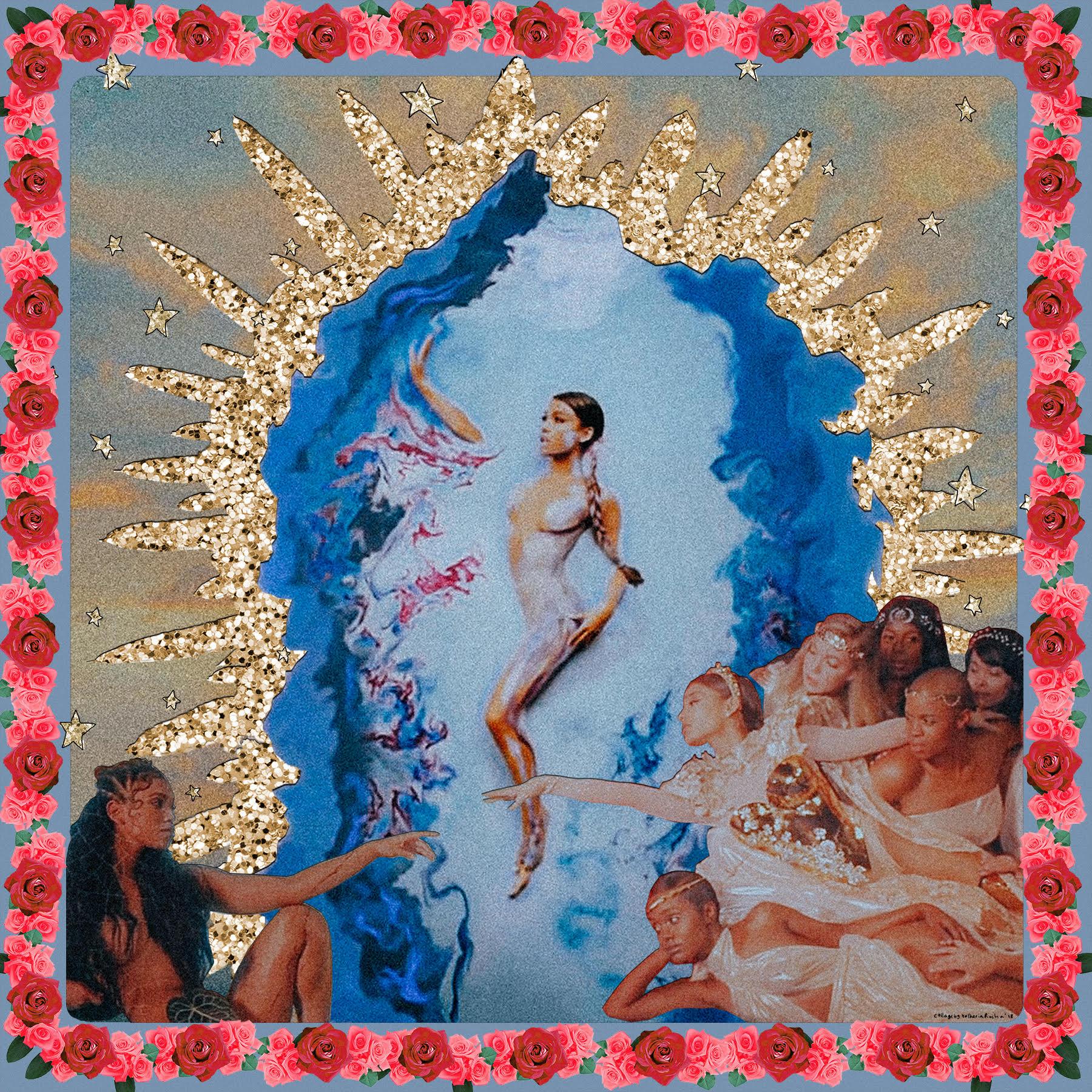 Collage by Valheria Rocha
