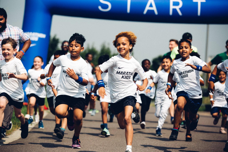 la compra auténtico calidad de marca nuevo estilo de 2019 Nike Kids Marathon — ZOE SAVITZ