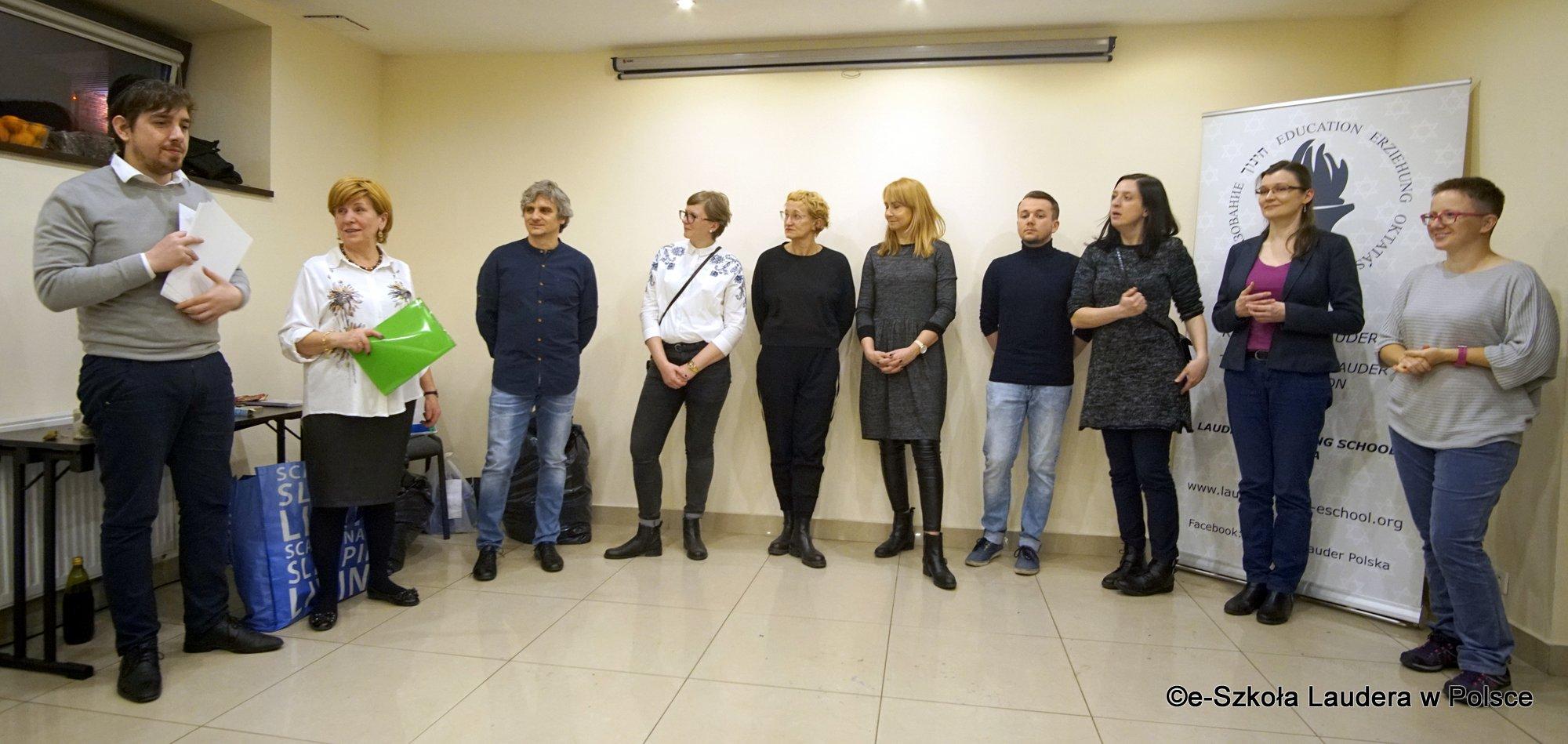 Szabaton e-szkoły laudera w Polsce