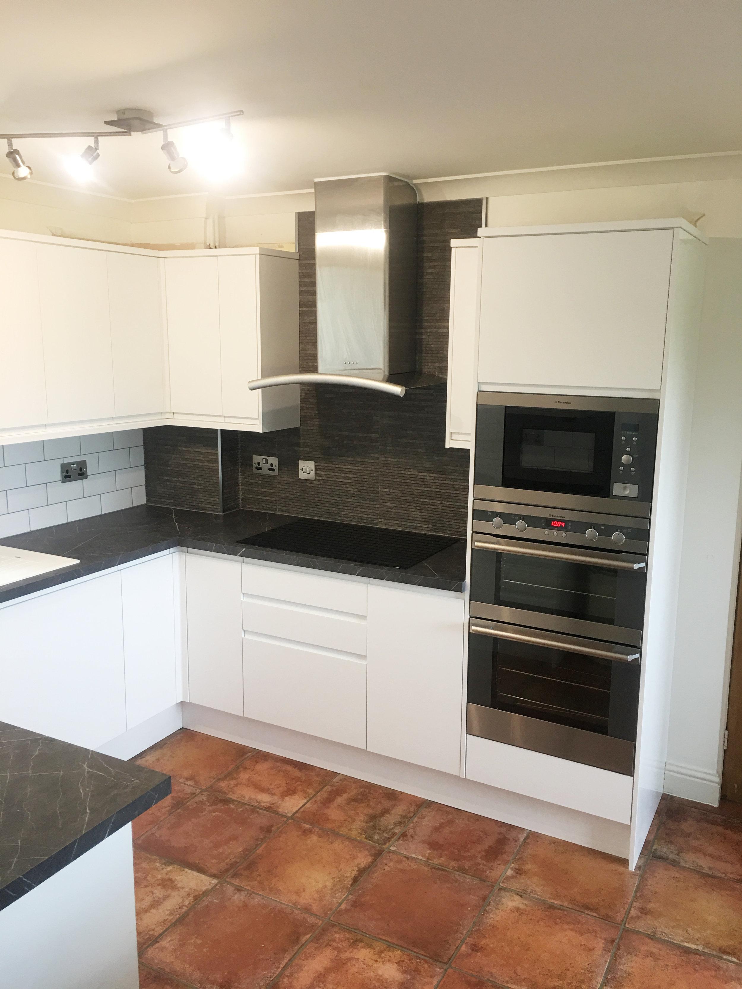 Full kitchen installations
