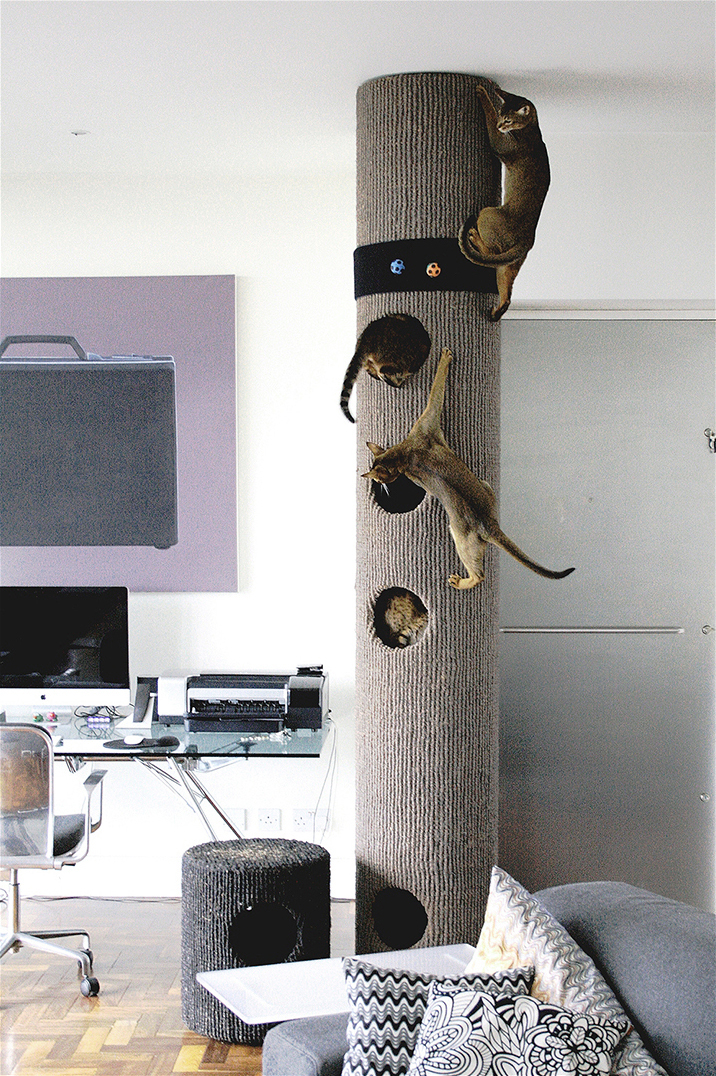 Bespoke Floor-to-Ceiling Fatcat 4 & Bobcat