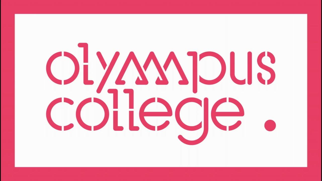 Olympus College - Het Olympus College biedt eigentijds onderwijs dat aansluit op een samenleving die continu in beweging is