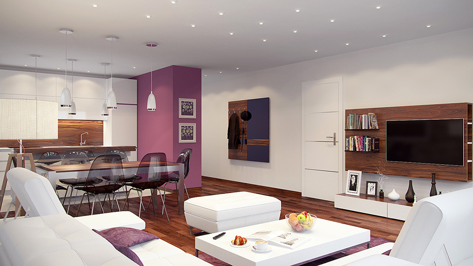 RESIDENTIAL - We design thoughtful, livable spaces.