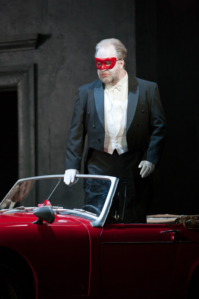Commendatore, Don Giovanni : Opera Colorado